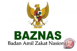 Baznas Agam salurkan zakat sebesar Rp724.425.000