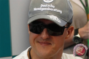 Schumacher dipindahkan ke RS Swiss