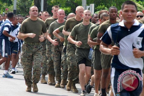 Pimpinan marinir as singgung pangkalan di darwin