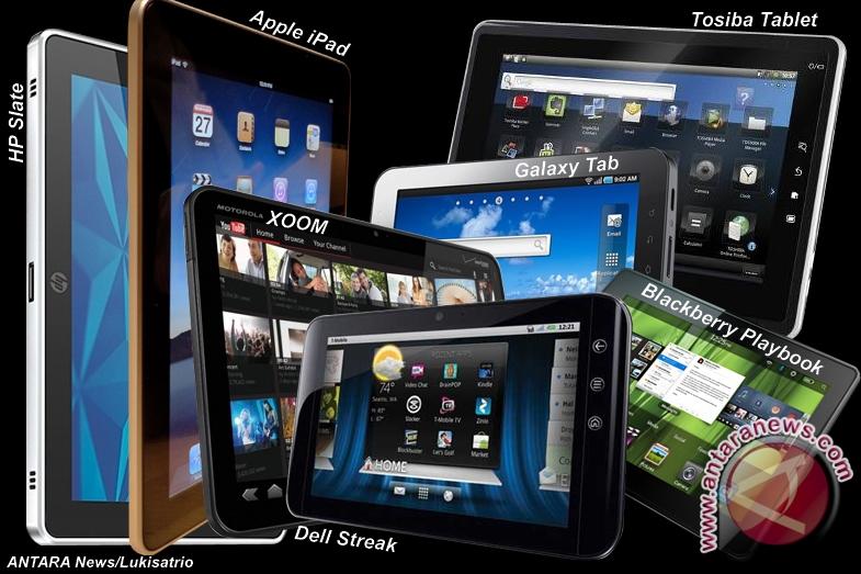 Inilah tiga komputer tablet mutakhir yang akan datang
