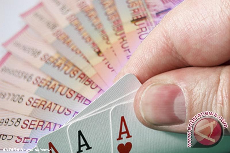 Nilai transaksi judi online miliaran rupiah