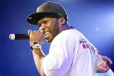 Penyanyi rap 50 Cent alami kecelakaan mobil