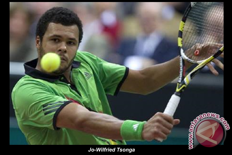 Tsonga ke semi final Wimbledon
