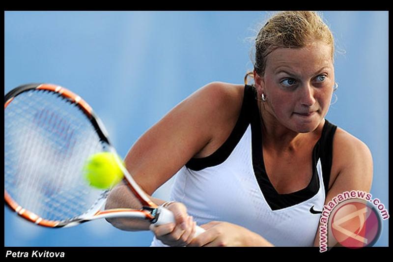 Petra Kvitova maju ke putaran ketiga Wimbledon
