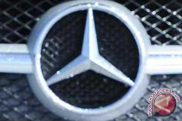 Kalahkan BMW, penjualan Mercy naik 24 persen