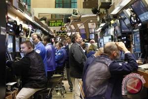 Dow dan S&P 500 naik tipis terhambat kekhawatiran minyak