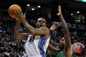 Ringkasan laga NBA; Grizzlies gilas Bucks, Raptors terkam Knicks