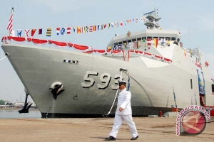 Indonesia harus mandiri bahan baku kapal