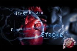 Perempuan 10 tahun lebih lambat alami serangan jantung