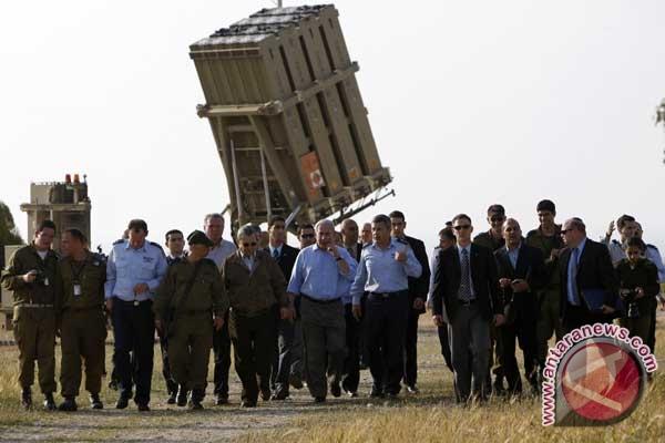 Serangan udara Israel tewaskan warga Gaza