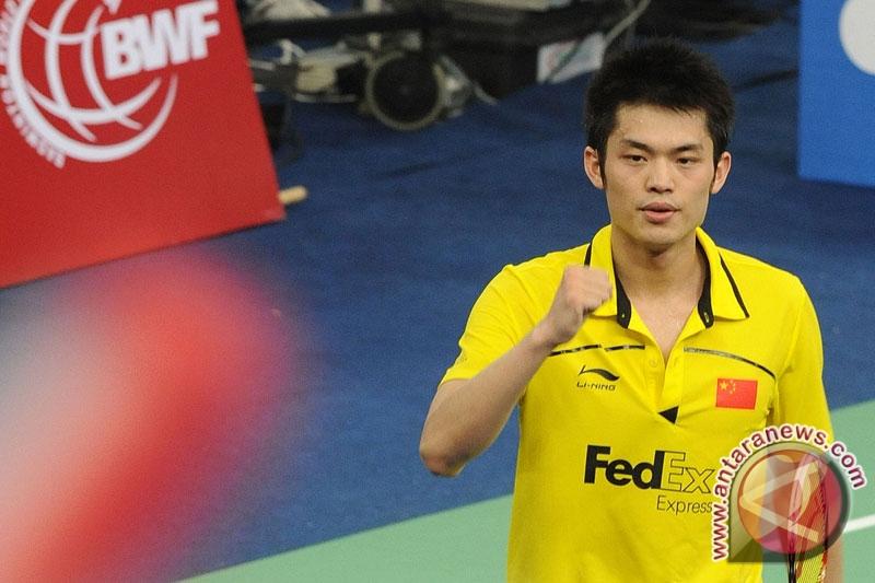 Tim China mundur dari Jepang Terbuka