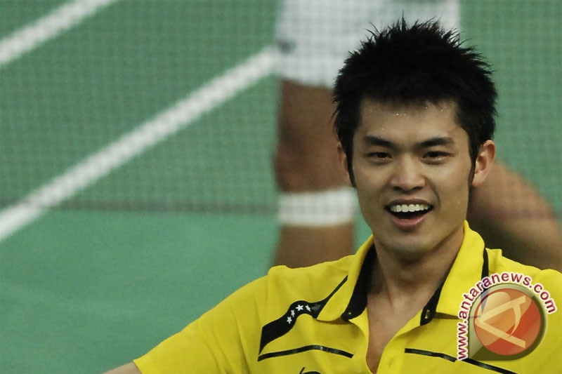 Lin Dan incar emas Olimpiade 2016