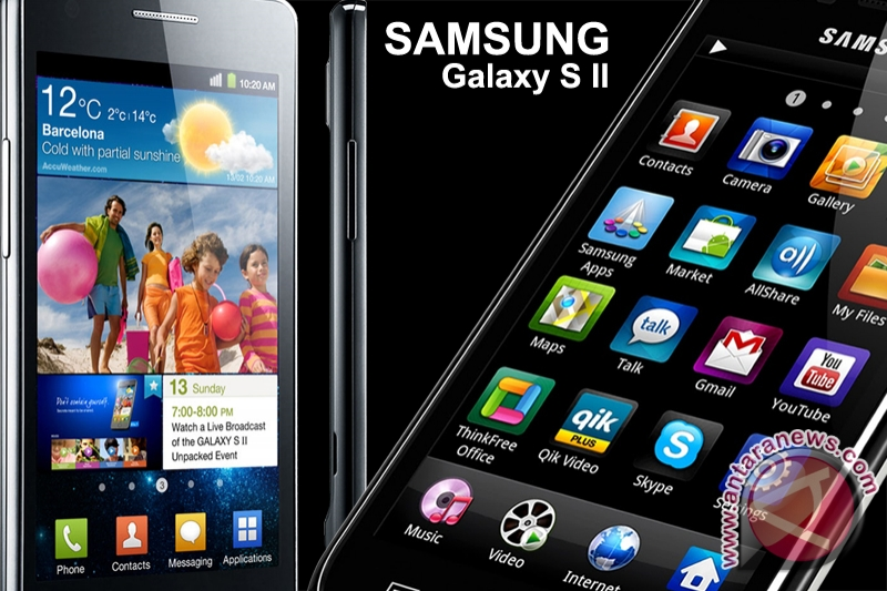 Galaxy S2 sales to consumers top 1 mln in S. Korea