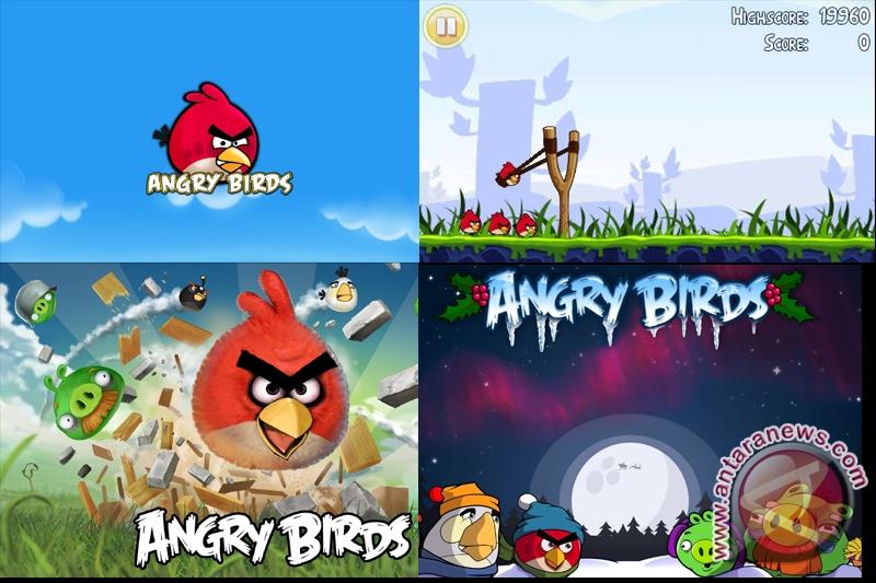 Bos Angry Birds: pembajakan bagus untuk bisnis