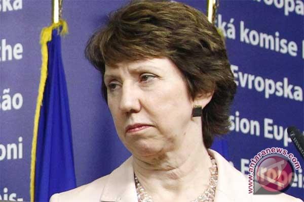Ashton: UE, Iran sepakat isi pembicaraan nuklir mendatang
