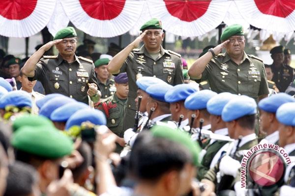 Mayjen TNI Waris Jabat Pangdam Jaya