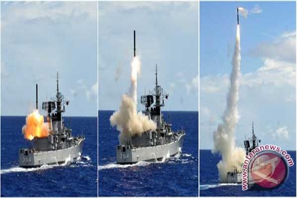 Enam Senjata Strategis TNI Diuji Coba