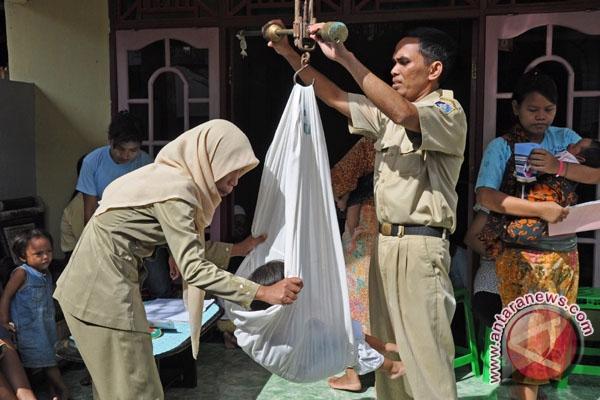 Posyandu Pemkab Kubu Raya dapat bantuan operasional
