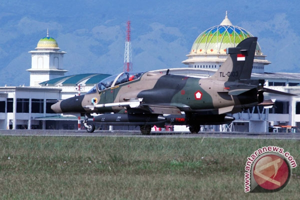 Superhawk TNI AU Pekanbaru tinggal 16 unit