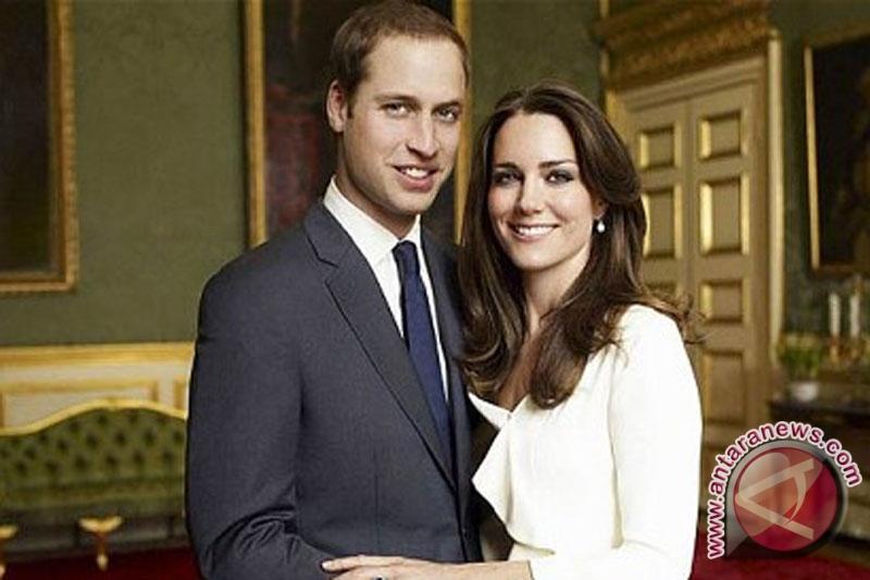 Pangeran William ingin punya dua anak