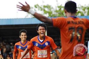 Persiraja kalahkan Arema FC 5-1