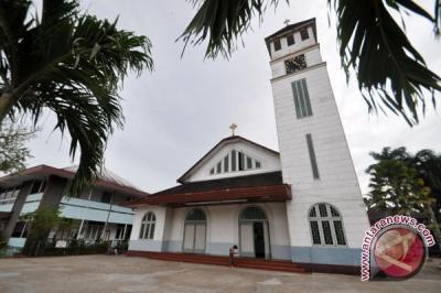 Kalbar miliki Gereja Katolik berkapasitas 3.000 orang