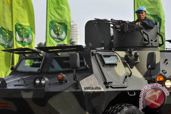 ... Suryo yang bertindak selaku Komandan Komando Pasukan Pengamanan KTT