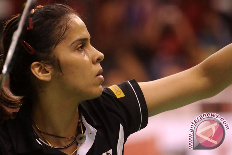 India raih juara tunggal putri