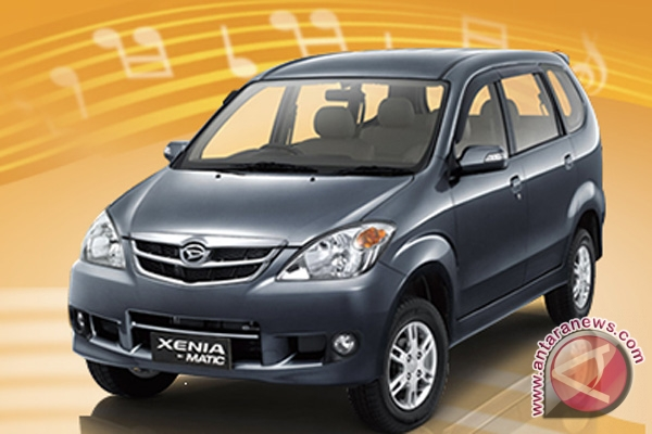 "Daihatsu Xenia dilengkapi ""dual SRS airbag"""