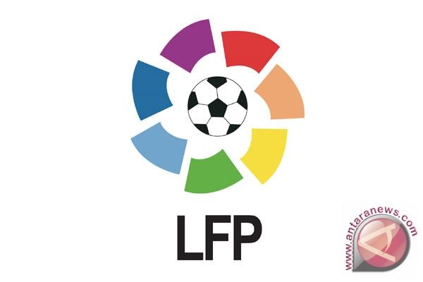 Hasil laga Liga Utama Spanyol