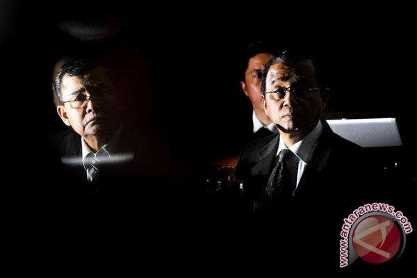 KPK Tindaklanjuti Laporan Ketua MK