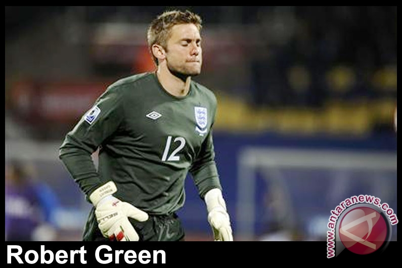 Rob Green tinggalkan West Ham