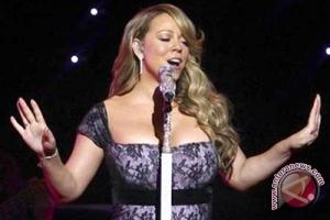 Mariah Carey gelar konser di Asia