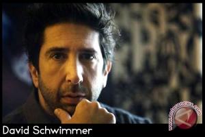 """David Schwimmer bicara """"Friends"""" baru yang bukan reuni"""