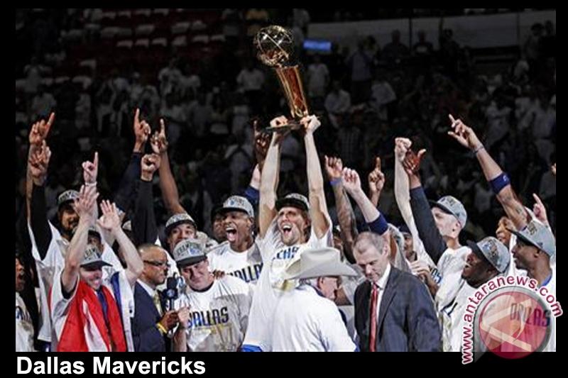 Juara NBA dari Tahun ke Tahun