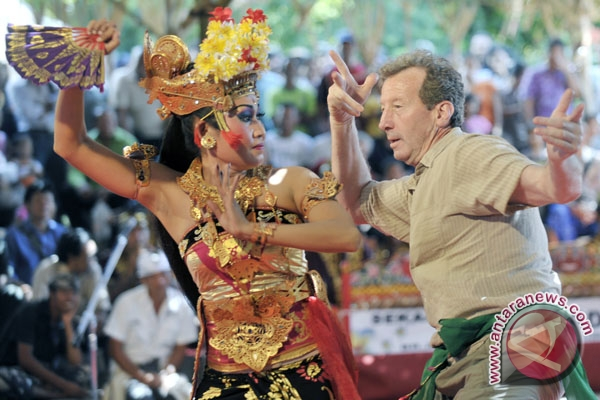 British tourists visiting Bali up 63% in number