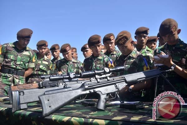 Presiden Dijadwalkan Lantik 635 Taruna Akademi TNI