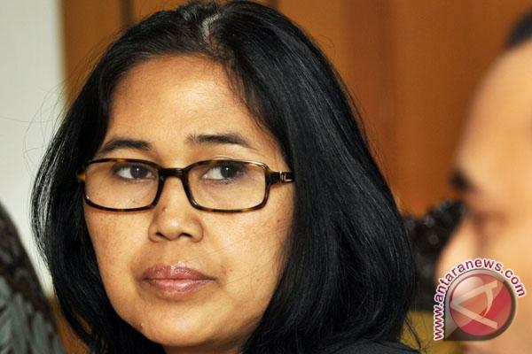 KPK lebih berhak tangani korupsi di Polri
