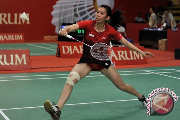 Firdasari Lolos ke Perempat Final Indonesia Open