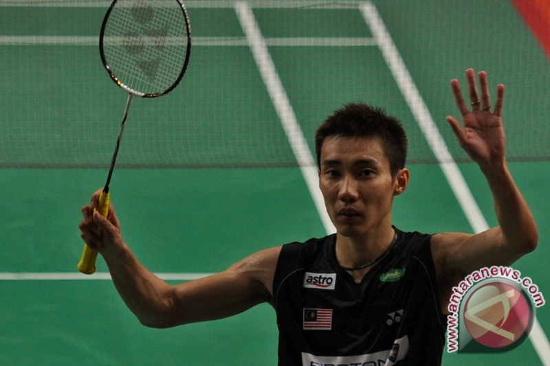 Lee Chong Wei juara Korea Open