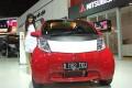 PT Krama Yudha Tiga Berlian Motors (KTB) menghadirkan mobil konsep Mitsubishi i-MIEV dalam ajang pameran mobil Indonesia International Motor Show 2011 yang berlangsung hingga 31 Juli ANTARA News/Lukisatrio).