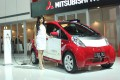 PT Krama Yudha Tiga Berlian Motors (KTB) menghadirkan mobil konsep Mitsubishi i-MIEV dalam ajang pameran mobil Indonesia International Motor Show 2011 yang berlangsung hingga 31 Juli.