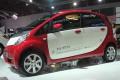 PT Krama Yudha Tiga Berlian Motors (KTB) menghadirkan mobil konsep Mitsubishi i-MIEV dalam ajang pameran mobil Indonesia International Motor Show 2011 yang berlangsung hingga 31 Juli (ANTARA News/Lukisatrio).