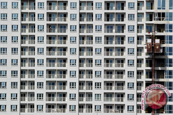Indonesian govt encourages developers to build low-income people apartment
