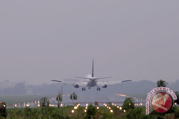 Kabut asap batalkan penerbangan ke Muara Teweh