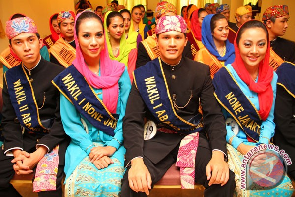 18 finalis Abang None Jakarta siap bertanding