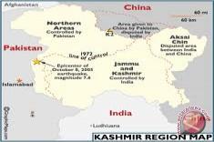 Bus jatuh ke jurang di Kashmir, 16 orang tewas