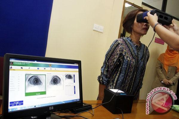 Warga Pulau Miangas bersiap bikin KTP elektronik