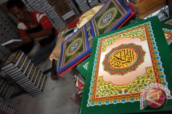 Tidak ditemukan Alquran salah cetak di Padang