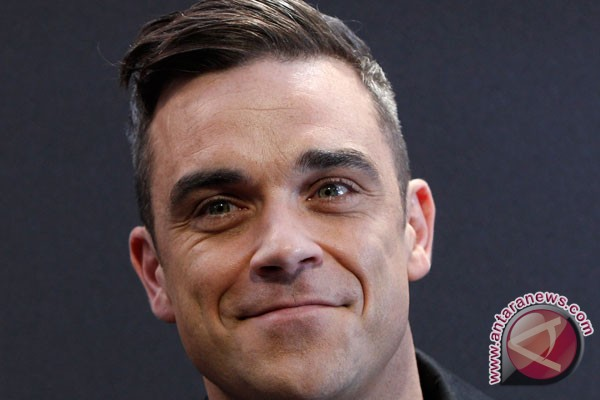 Robbie Williams jadi ayah